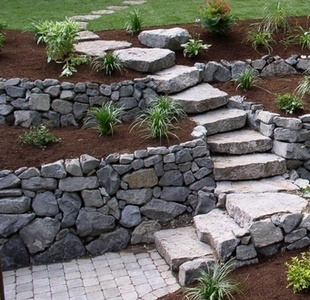retaining wall ideas garden wall design and construction - Retaining Wall Design Ideas