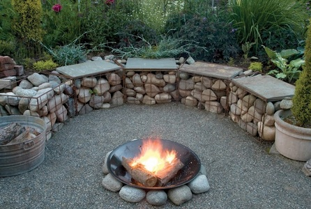 Cost to build fire pit