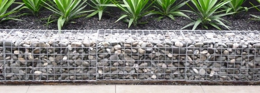 previousnext - Gabion Walls Design