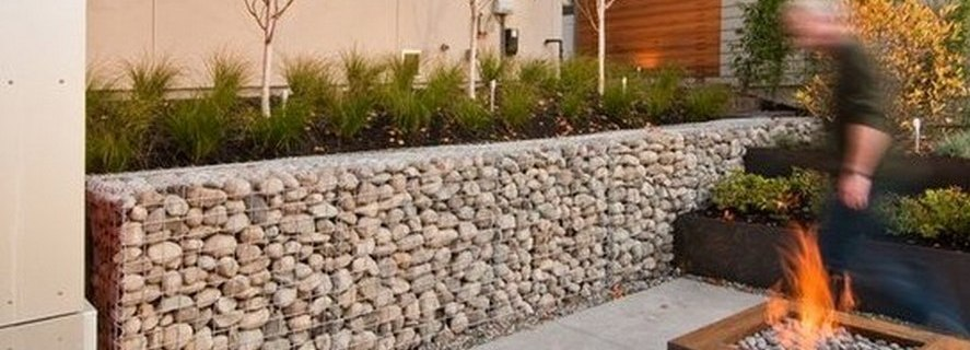 Retaining Wall Ideas | Garden Wall Design | Gabion1 Australia