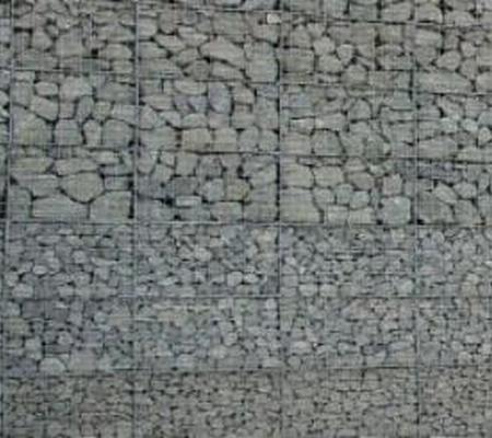 gabion rock size costs