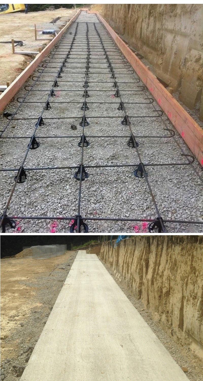 gabion concrete foundation