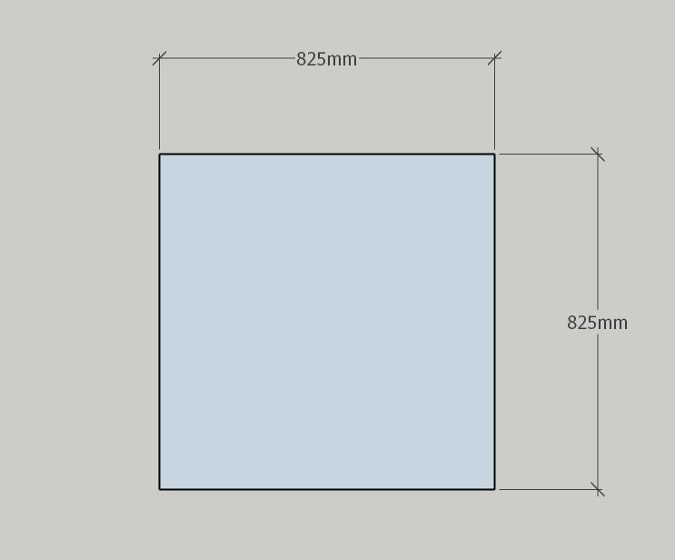 simple cube base