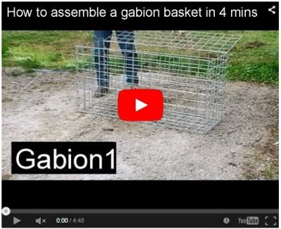 gabion how to videos